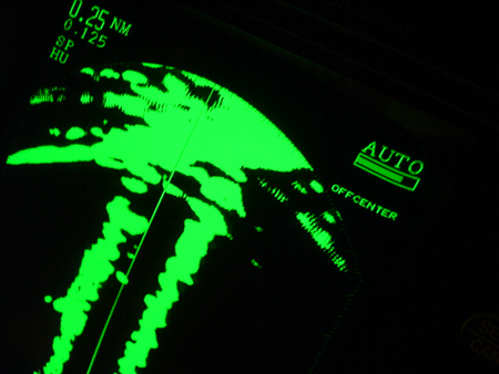 Radarbild