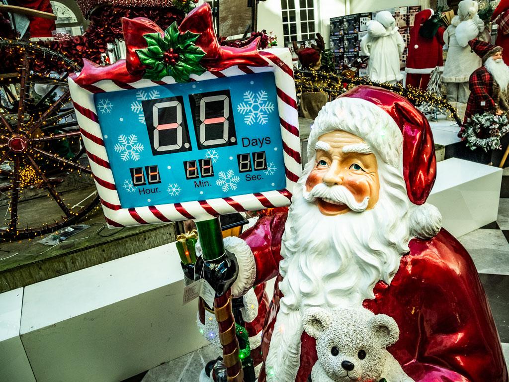 88 christmas days